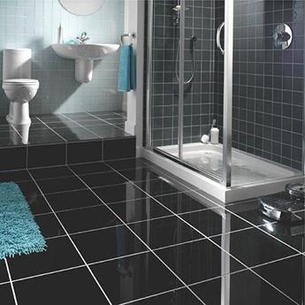 Super Black Polished Porcelain Tiles Tilesporcelain