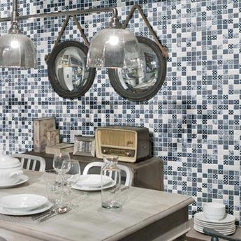 Print Baltimore Mix Glass Mosaic Tiles Prn 001