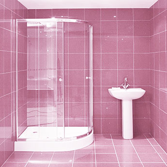 Baby Pink Tiles