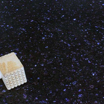Cosmos Black Blue Quartz Sparkly Stardust Tiles Tilesporcelain