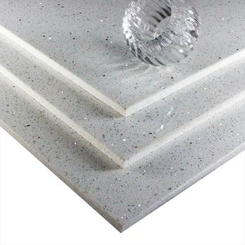 Diamond White Quartz Tiles