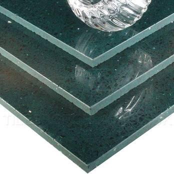 Emerald Green Quartz Tiles Sparkly Stardust Tiles