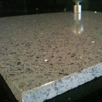 Zultanite Grey Quartz Tiles