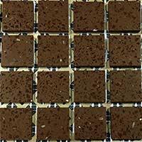 Chocolate Brown Mosaics