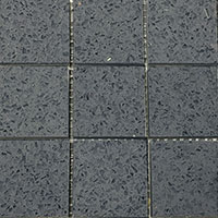 Grey Quartz Mosaic Tiles