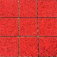Red Quartz Mosaic Tiles