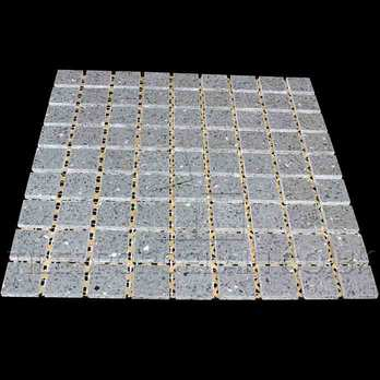 Zultanite Grey Quartz Mosaics