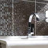 http://www.tilesporcelain.co.uk/Studio Conran Hartland Metallic Mosaic Ceramic Tile