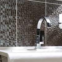 Studio Conran Hartland Metallic Mosaic Ceramic Tile