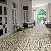 Ferarra Gris Moroccan Effect Tile