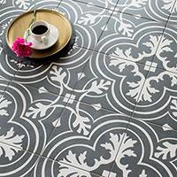 Twenties Classic Design Porcelain Tiles