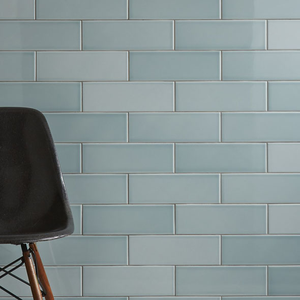 Savoy Leaf Gloss Tiles