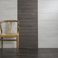 Shimmer Platinum Satin Wall