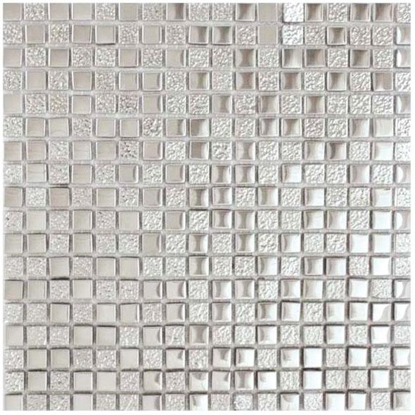 Elements Mercury Metallic Mosaic