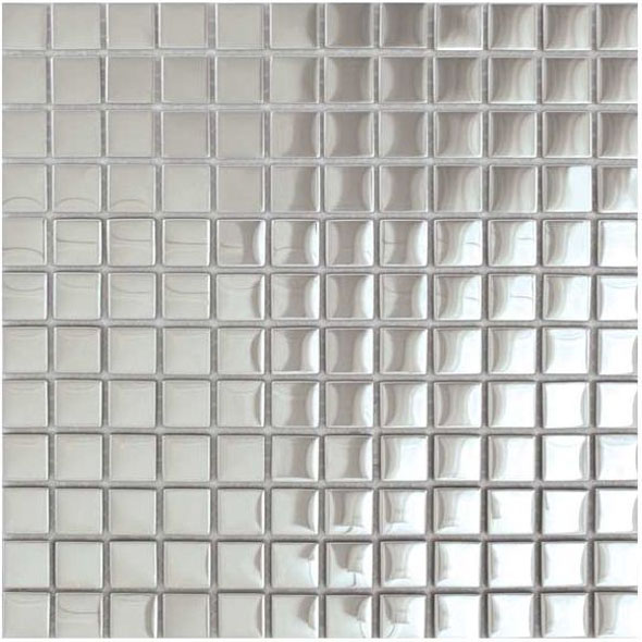 Elements Nickel Metallic Mosaic