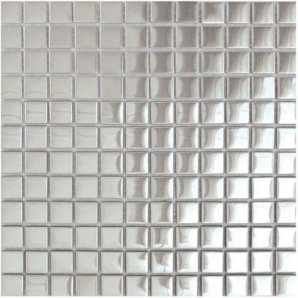 Elements Nickel Metallic Mosaic