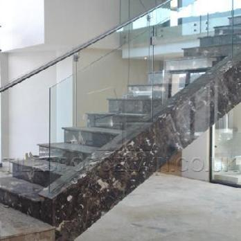 Marble Staircases