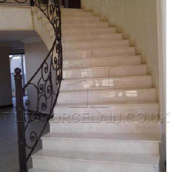 Marble Staircases Tilesporcelain Co Uk