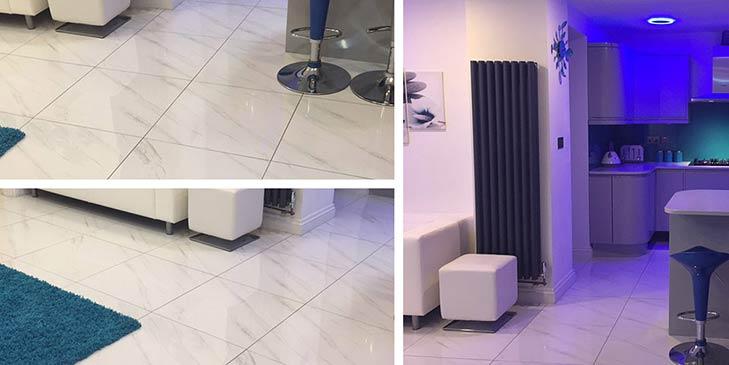 Big format 600mn x 600mm tiles