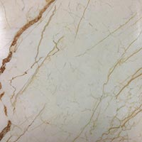 Cream Carrara Polished Porcelain Tiles