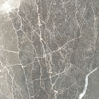 Lightning Grey Marble Effect Polished Porcelain