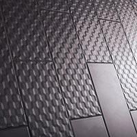 Tones Charcoal Matt Nano Tiles