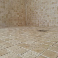 Light Travertine Mosaic Tiles