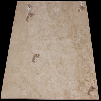 Multi Fossil Travertine Honed Amp Filled Stone
