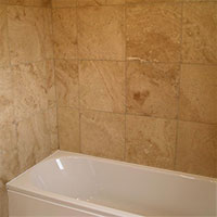 Travertine Beige Wall Floor Tiles