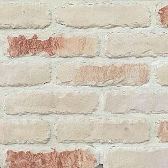 Reclaimed Red Rustic Handmade Vintage Brickslip