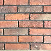 Terracotta Rustic Handmade Vintage Brickslip