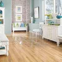Light Oak Engineered Wood Flooring