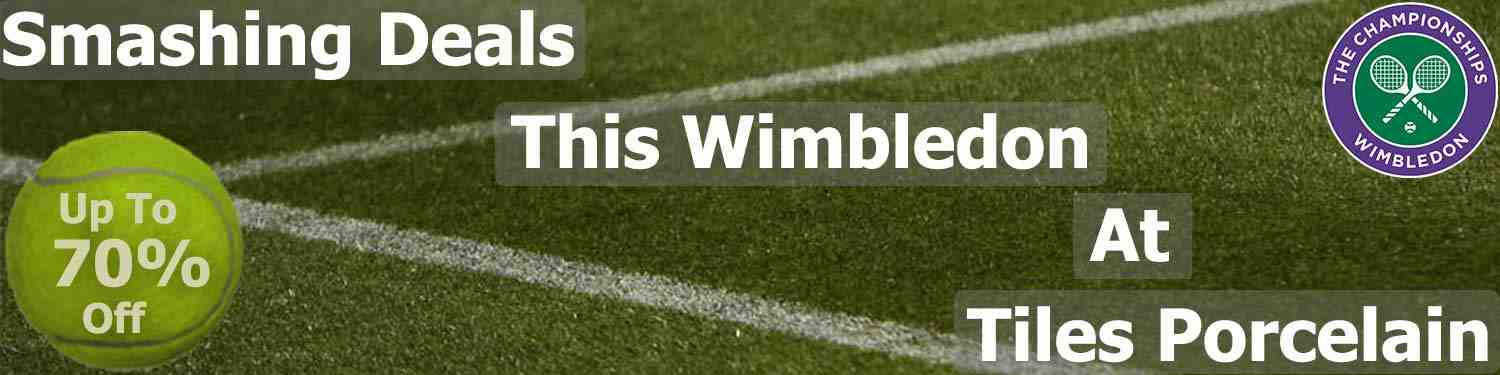 Sale For Wimbledon Week June